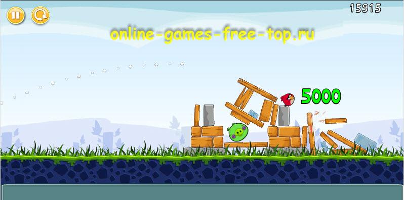Энгри берс играть онлайн